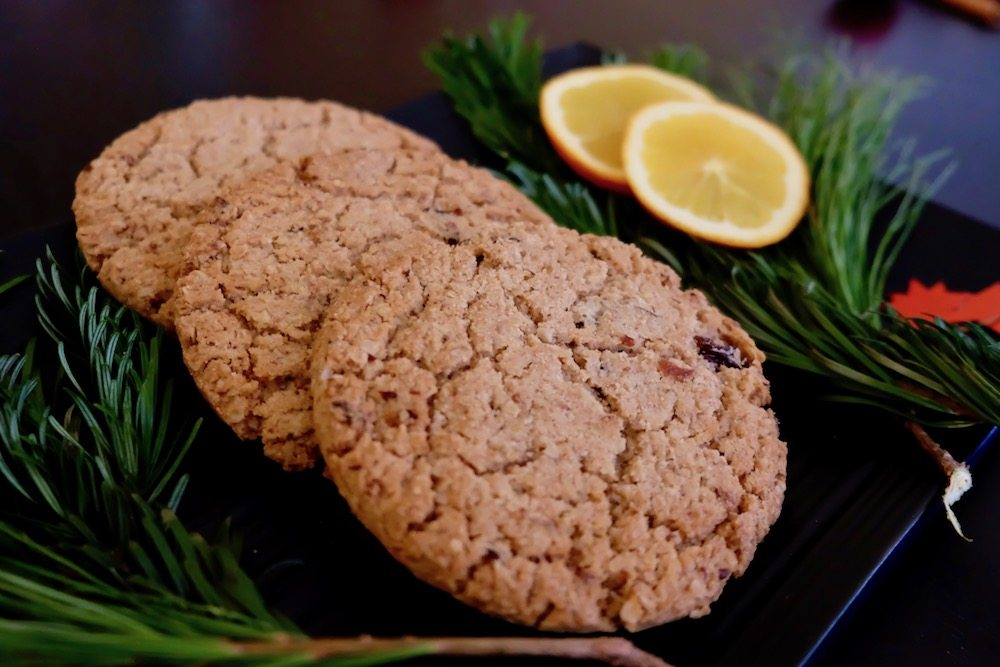 Orangentaler Weihnachtsgebäck.Weihnachtsgebäck Von Lebe Gesund Foodpilots