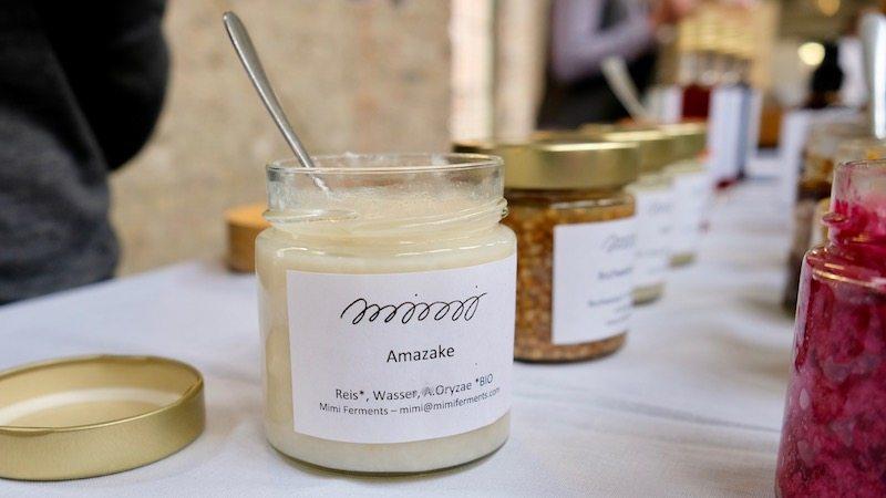 Mimi Ferments auf der Next Organic Gastro Show in Berlin