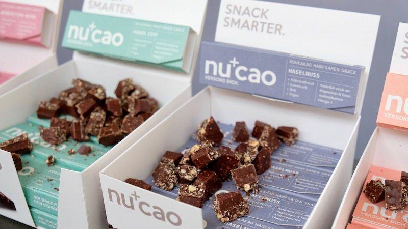 Nucao auf der Next Organic Gastro Show in Berlin