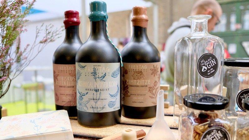 Freytag Spirituosen auf der Next Organic Gastro Show in Berlin