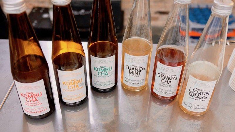 ManuTeeFaktur auf der Next Organic Gastro Show in Berlin