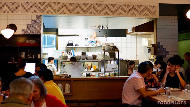 melbourne-restaurant-mamasita-offene-kueche | Foodpilot